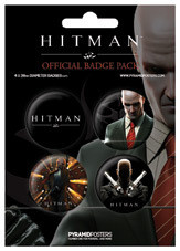 HITMAN Badge Pack