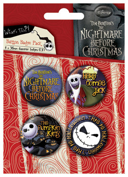 NIGHTMARE - Jack Badge Pack
