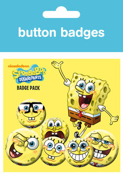 SPONGEBOB Badge Pack