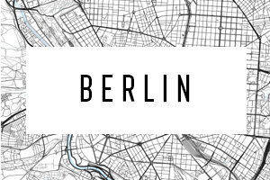 Maps of Berlin