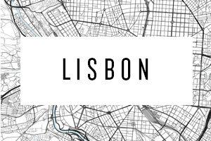 Maps of Lisbon