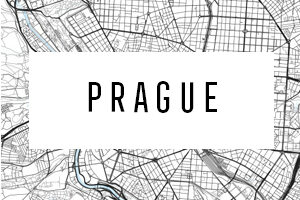 Maps of Prague