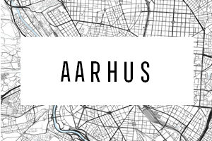 Maps of Aarhus