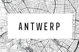 Maps of Antwerp