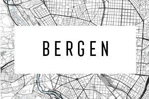 Maps of Bergen
