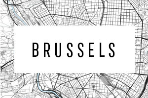 Maps of Brussels