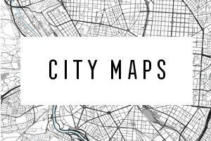 Mapas de cidades