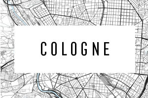 Maps of Cologne