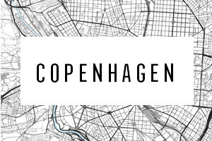 Maps of Copenhagen