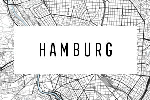 Maps of Hamburg