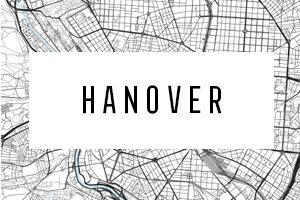 Mapas de Hanover