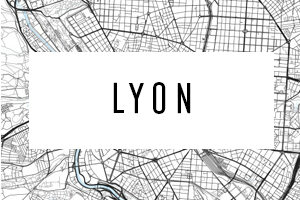Maps of Lyon