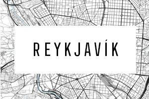 Maps of Reykjavik