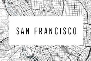Maps of San Francisco
