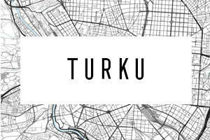 Maps of Turku