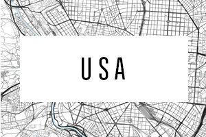 Maps of USA