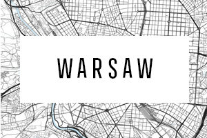 Maps of Warsaw