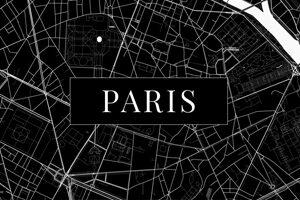 Black & White TOP mapas