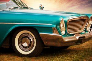 Veteran & retro cars