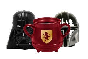 3D Mugs & Cups