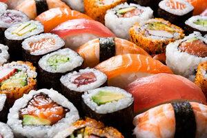 Marisco & Sushi