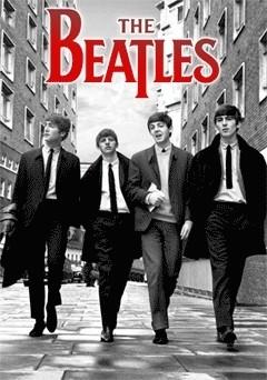 3D Julisteet Beatles - in london