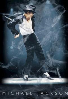 3D Julisteet  MICHAEL JACKSON - dance