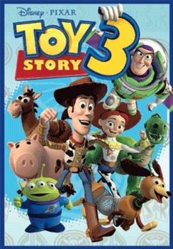 3D Julisteet TOY STORY 3