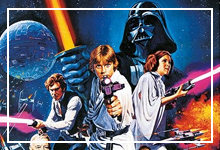 Star Wars IV-VI