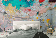 Art wall murals
