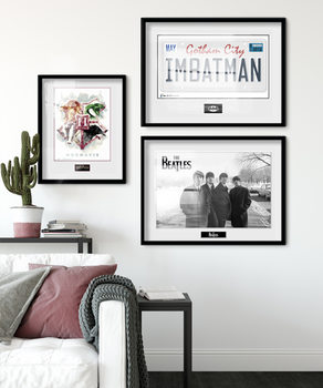 Framed posters & Framed art Prints