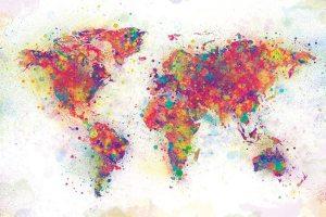 Taiteelliset kartat