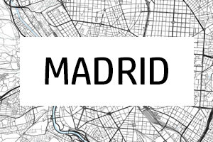 Maps of Madrid