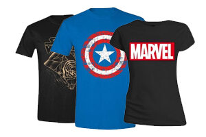 T-shirts e Tops