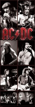 AC/DC - live 2 Affiche