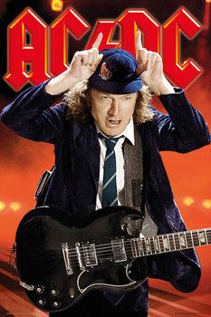 AC/DC - Live Affiche