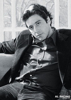 Al Pacino - London 1974 Affiche