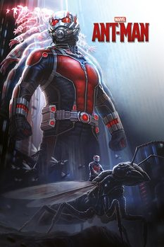 Ant-man - Grow Affiche