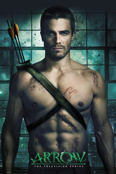 ARROW - Pin Up Affiche