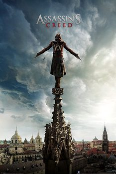 Assassin's Creed - Spire Teaser Affiche
