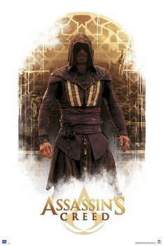 Assassins Creed - Character Affiche