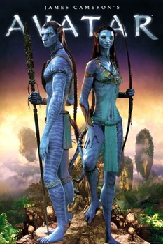 Avatar limited ed. - couple Affiche