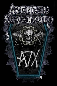 AVENGED SEVENFOLD Affiche