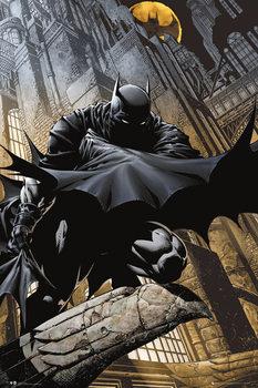 Batman Comic - Stalker Affiche
