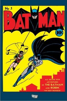 BATMAN - no. 1 Affiche
