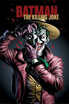 Batman - The Killing Joke Cover Affiche