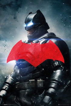 Batman v Superman : L'Aube de la Justice - Batman Solo Affiche