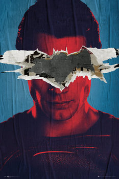Batman v Superman: l'aube de la justice - Superman Teaser  Poster