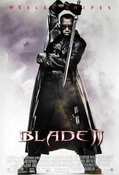 Blade II Affiche