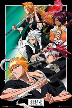 Bleach - Group Affiche